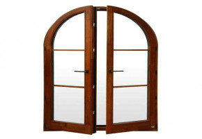 Desire Wooden Windows by Rajasthan Doors & Plywoods