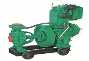 Diesel Pumpset by Greaves Cotton Limited