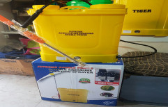 Double Pressure Electric Sprayer by Surya Agricultural Equipments