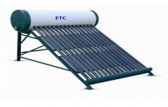 ETC Solar Water Heater by Neoteric Enterprises India Private Limited