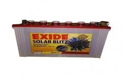Exide Solar Tubular Battery by Sun Technologies