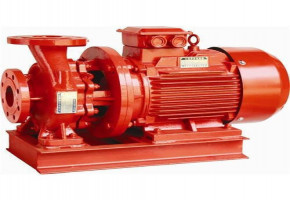 Fire Fighting Pumps by LEO PUMPS INDIA