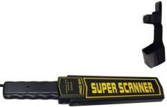 FOS Super Scanner Handheld Advanced Metal Detector by Future Energy