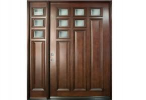 Front Wooden Door    by Overlay