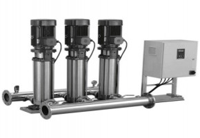HYPN Systems  ( Pressure Booster System) by LEO PUMPS INDIA