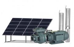 Industrial Solar Submersible Pump by Global Solar Enterprises