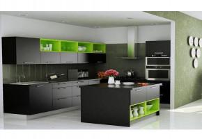 Italian Modular Kitchen by SPD Traders