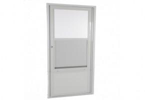 Kitchen Aluminium Door by Baba Plastic & Aluminium Door