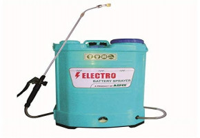 Knapsack Electric(Battery) Sprayer NBS-402 by Perfect Kisaan Agrotech