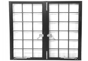 Mild Steel Window  by Naina Enterprises