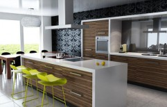 Evok Modern Kitchen by Arpit Shah Projects OPC Private Limited
