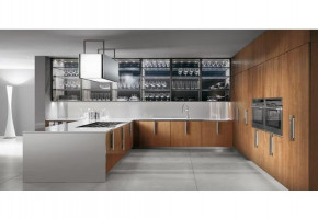 Modern Kitchen Remodeling designs by Aamphaa Projects