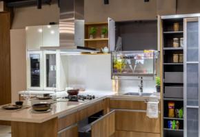 Modular Kitchen In Jaipur by JC Automation