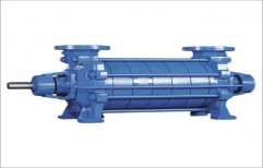 Multi Stage Industrial Centrifugal Pumps by Nisha Industrial Products