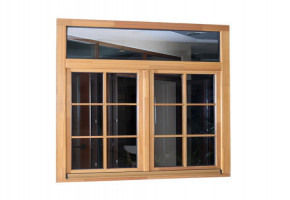 National Wood Windows by Subramanyeshwara Glass & Plywoods