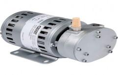 Oil Free Rotary Vane Vacuum Pump   by Melkev Machinery Impex