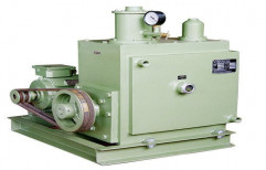 Oil Sealed Rotary High Vacuum Pumps       by Alpha Vacuum Technology