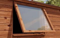 Outdoor Window Plastic
