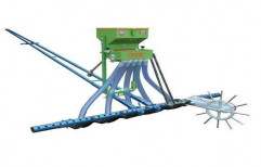 Ox Driven Automatic Seed Drill