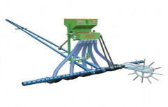 Ox Operated Seed Drill