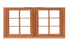 Plywood Wooden Window by Ramesh Enterprises