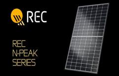 REC N-Peak Solar Panels