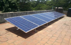 Rooftop Solar Power Plant by JP Solar