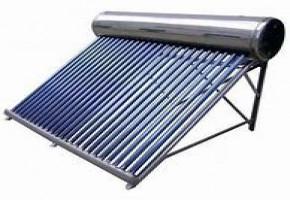 Rooftop Solar Water Heater by JP Solar