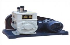 Rotary Vane Vacuum Pumps Belt Drive by Torr Vacuum Pumps & Systems