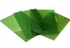 Sea Green Window Glass