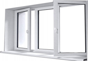 Shine UPVC Windows by Lakshyaa Interiors & Decorators