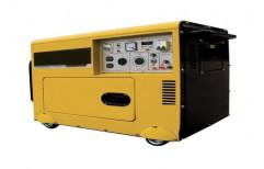 Silent Diesel Generators by Saurabh Electricals