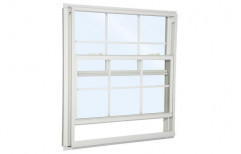 Single Hung Windows   by Mayur Kitchen & Interiors