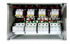 Solar DC Distribution Board by Ultech Energies