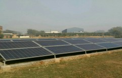 Solar Energy Power Plant by Green Currents Inc.