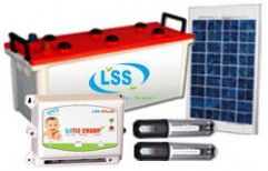 Solar Home Light M Series by Laxmi Agro Energy Private Limited