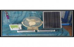 Solar Home Lighting System by Zebron Solar Power Solutions