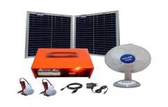 Solar Home Lighting System by Veetraag Solar System