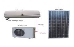solar powered ac unit