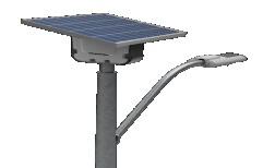 Solar Street Light by Qorx Energy
