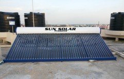 Solar Water Heater 500 LPD by Sun Solar Products