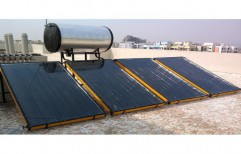 Solar Water Heater by Parth Infracon