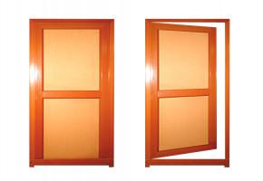 Solid PVC Doors