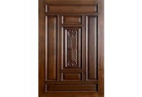 Solid Teak Wood Door by Kalpataru Enterprises