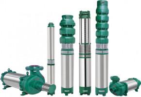 Submersible Pump by Ellen Pumps