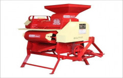 Sweet Corn Thresher Machine by Solutions Packaging