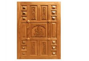 Teak Wood Door by Plydmart