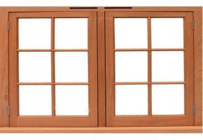 Teak Wood Windows by Maharashtra Traders