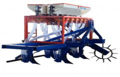 Tractor Seed Drill