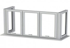 UPVC Bay Window  by RR Engineers